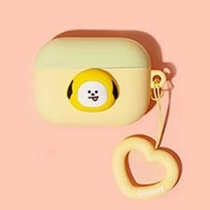 💛NEW💛Airpods Pro Case Heart Ring Duo (CHIMMY)